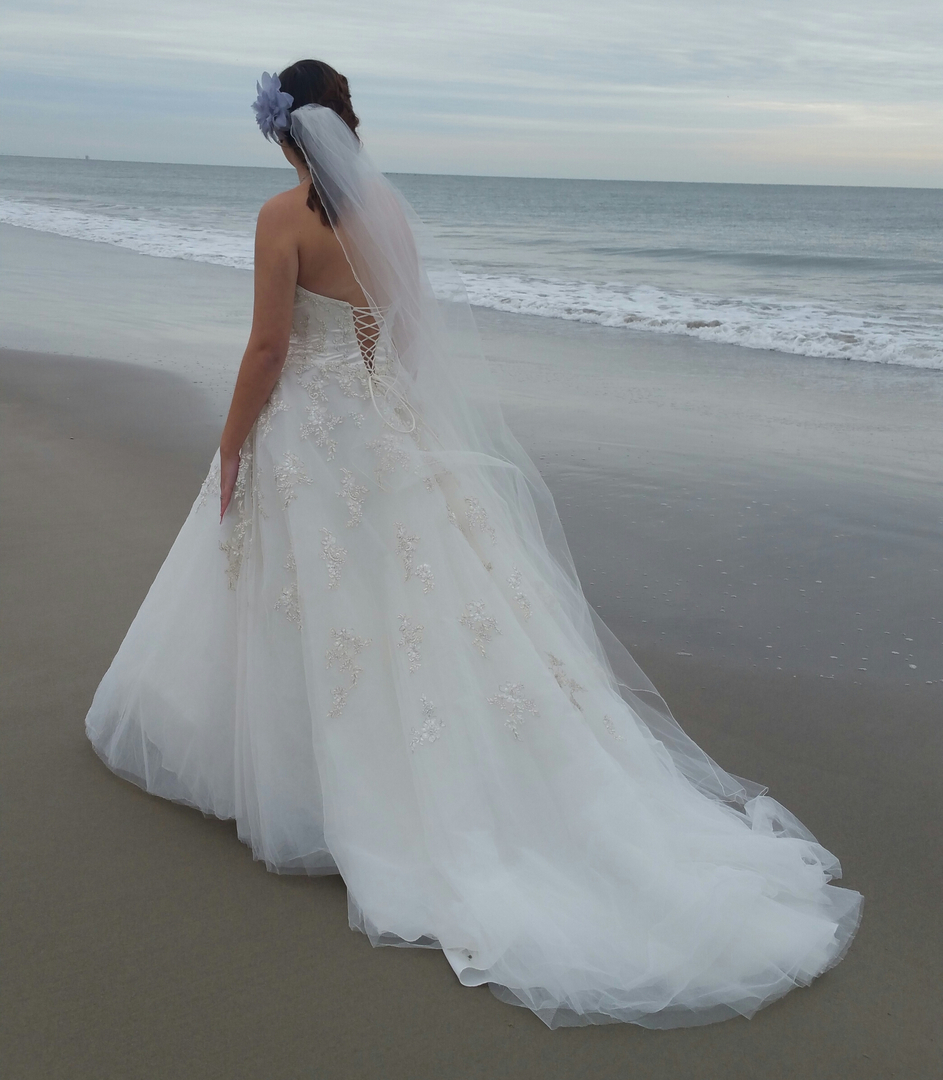Custom Made Wedding Dresses - Veronika\'s Secrets - Oak Island, Nc