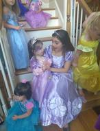 My Fairy Godmother Parties, Atlanta Princess Party