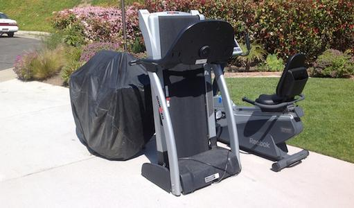 Junk Exercise Gym Equipment Removal Junk Treadmill Removal