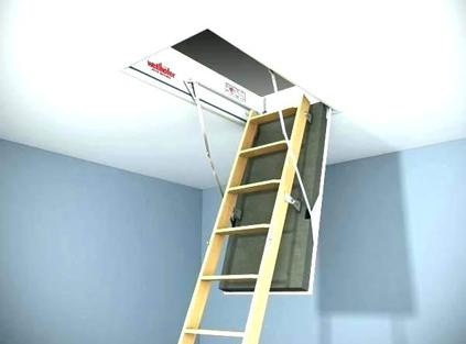 Attic Door Installer Paradise Attic Ladder Installation Replacement Services Paradise NV | McCarran Handyman Services