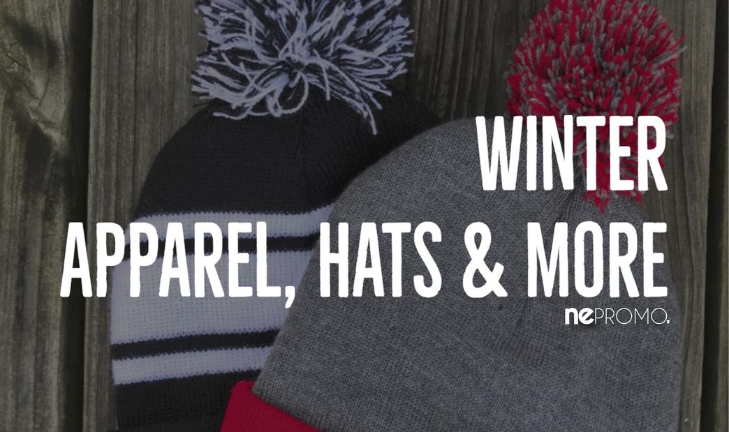 Winter Apparel, Hats & More