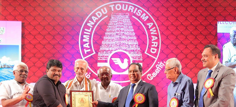 Visit Tamilnadu Tourism Promotion Magazine English Monthly , Visit