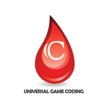C Universal Game Coding Sticker