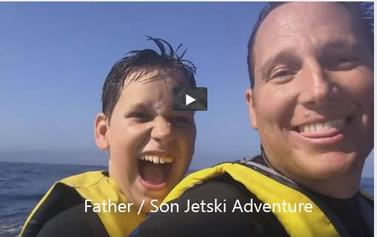 Customer Jetski Catalina Video