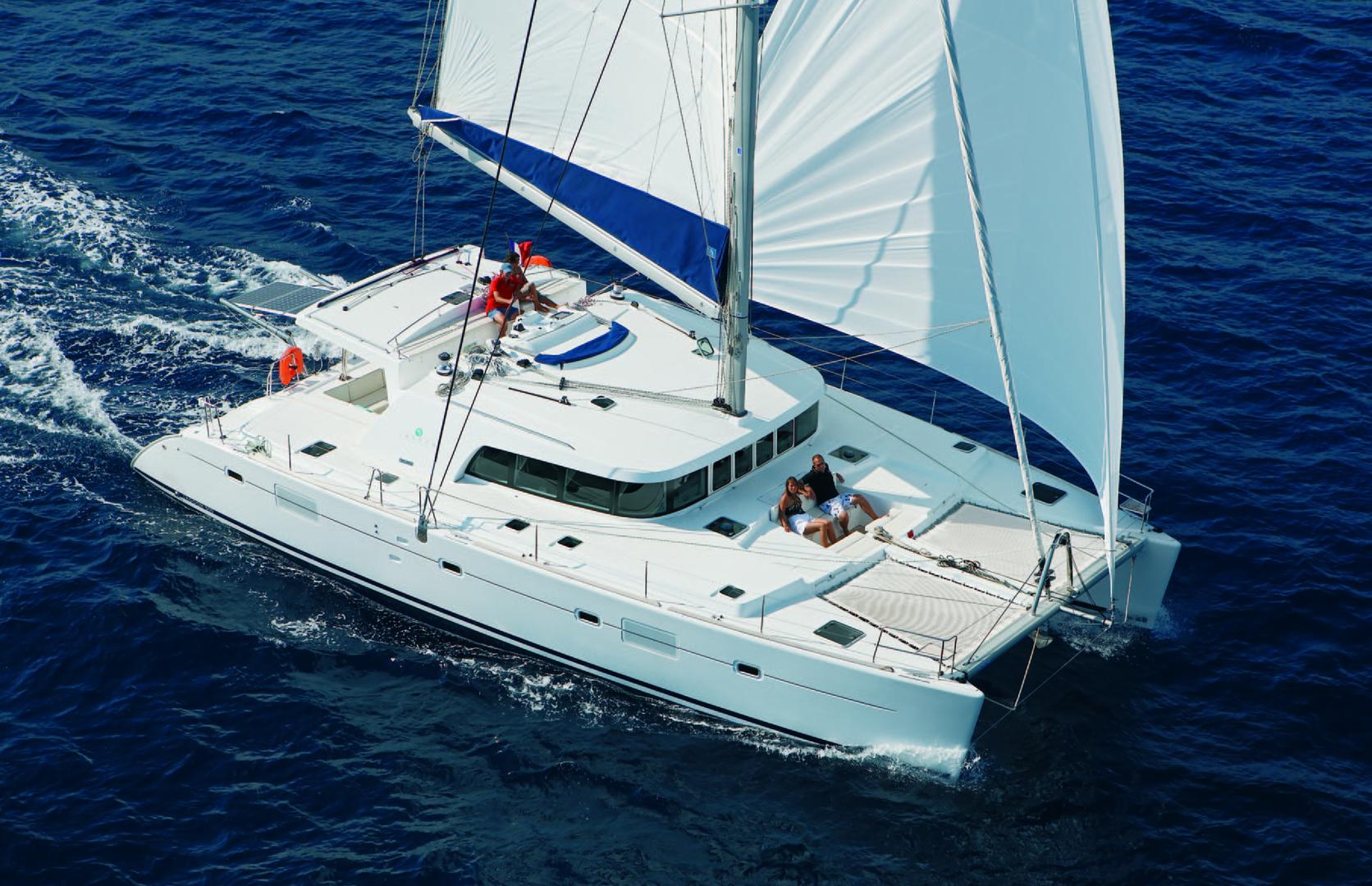 Luxury Kona Snorkel Sail