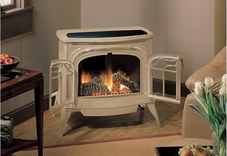 Gas Logs And Fireplaces