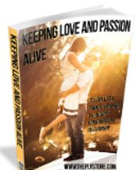 Keeping Love and Passion Alive