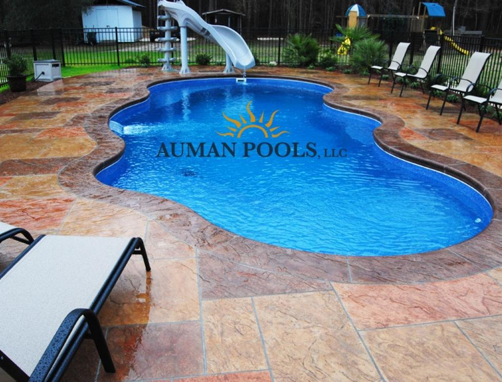 auman pools - Above Ground Fiberglass Swimming Pools