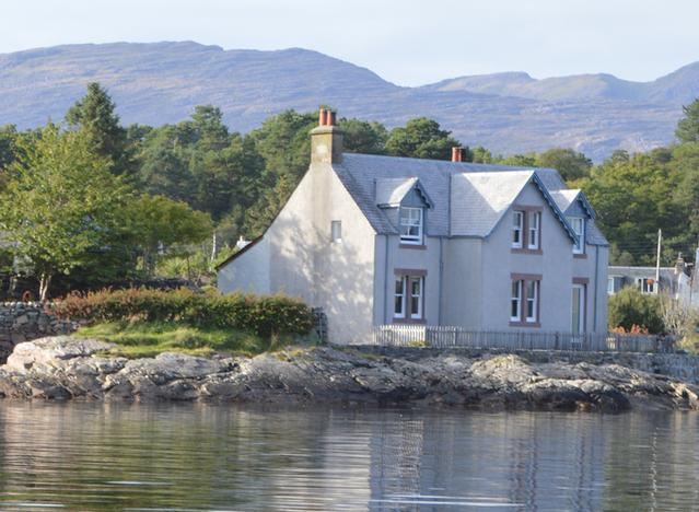 Maryscroft self-catering in Scottish Highlands