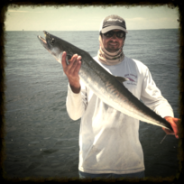 King mackerel gulf shores captain patric garmeson ugly fishing