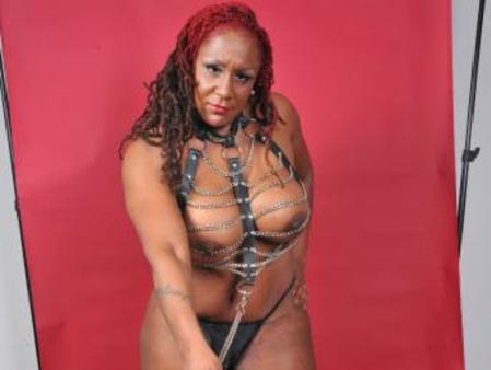 black dominatrix, ebony domina