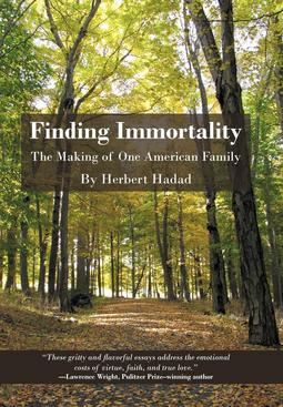 Finding Immortality Book Cover