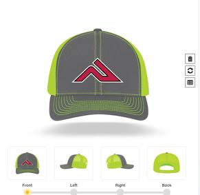 design a cap click now