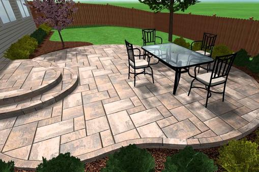 Best Concrete Patio Installer and Prices in Lincoln Nebraska | Lincoln Handyman Services