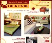 Furniture Retail Web Design