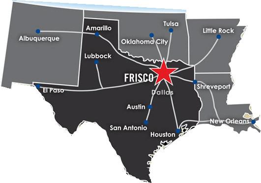 frisco tx map citylondonhotel
