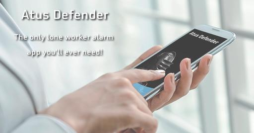 Atus Defender - Lone Worker App