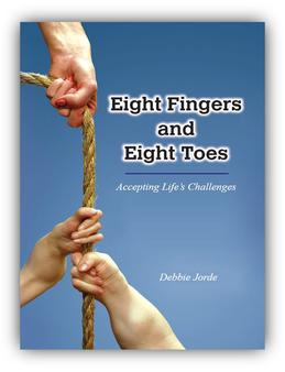 Eight Fingers and Eight Toes on Amazon
