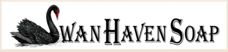 Swan Haven Soap Logo Petaluma CA Featuring all natural hand-crafted soaps and bath products