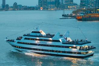 Yacht Rental Golden Knot Spirit of New York