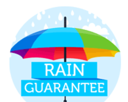 Window Cleaning Rain Guarantee