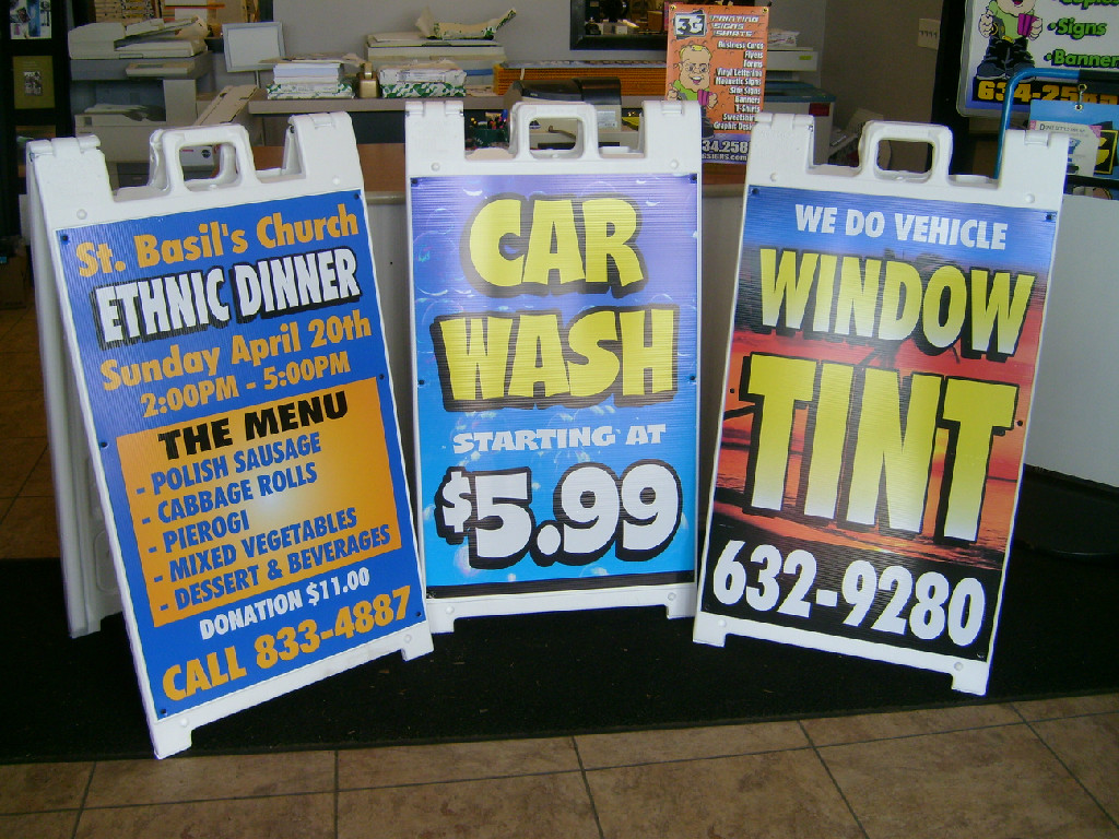 banners and signs  3g grafix llc