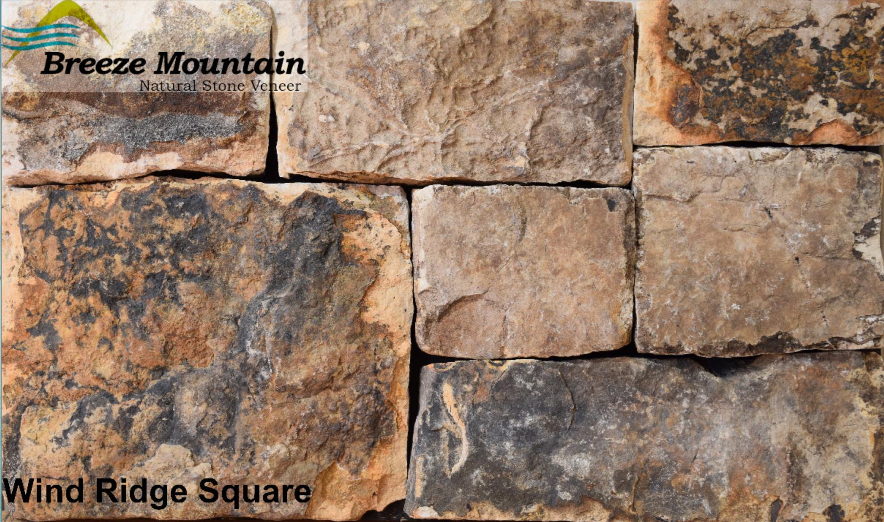 Breeze Mountain Natural Stone Veneer