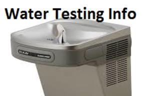 Click here for info of Water Testing results at both schools