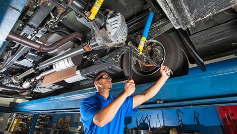 CHASSIS AND BODY REPAIRS SUSPENSION REPAIR AND MAINTENANCE FX MOBILE MECHANIC SERVICES