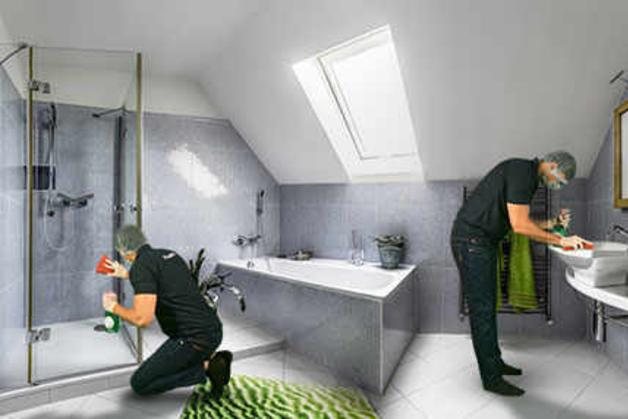 Deep Bathroom Cleaning Services in Omaha NE | Price Cleaning Services Omaha