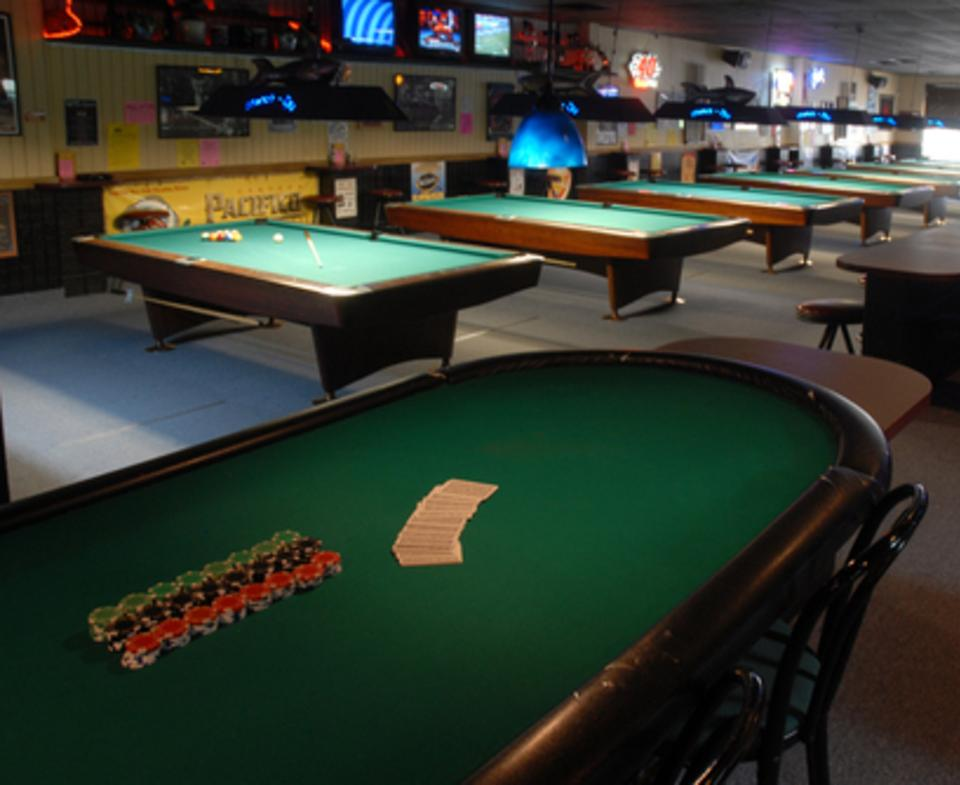 Home - Pool table and bar near me