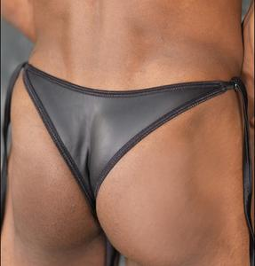 Men's spandex swimwear
