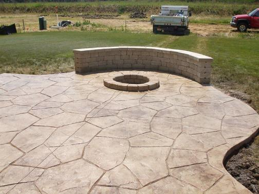 STAMPED CONCRETE PATIO CONTRACTOR SERVICE ANTHEM NEVADA