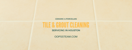 tile and grout cleaning service featuring ceramic tile and white grout