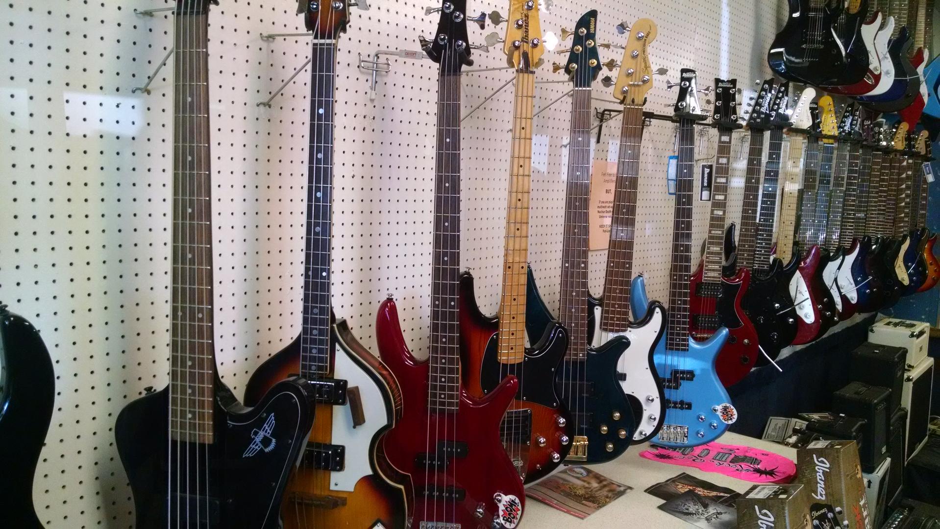 Redlands Guitar Shop