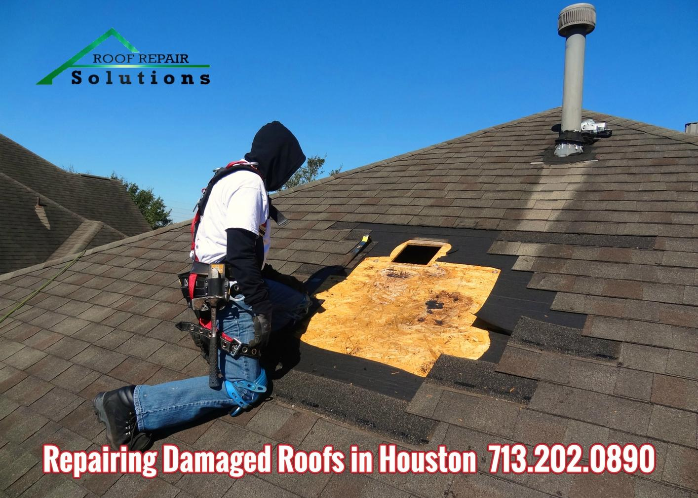 We Are A Roof Repair Only Company