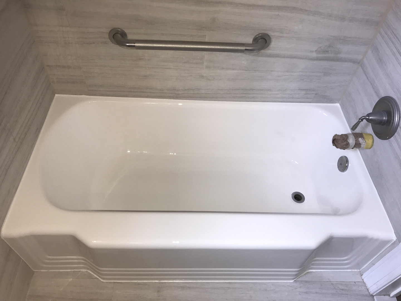Bathtub refinishing regalzing resurface maryland - Bryan\'s ...