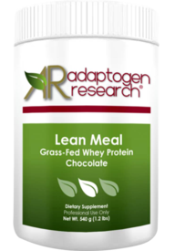 Adaptogen Research, Lean Meal Grass-Fed Whey Protein