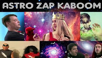 Astro Zap Kaboom on Amazon video