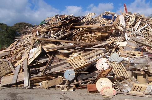 Commercial Wood Waste Removal Wood Recycling In Las Vegas ...