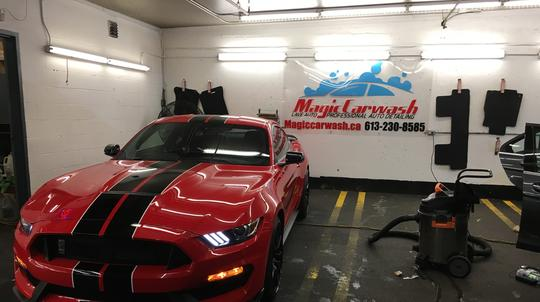 Magic Car Wash Ottawa