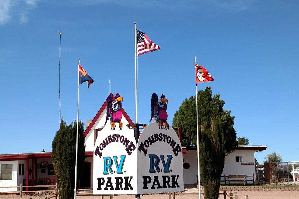 Tombstone rv park and campground publicscrutiny Image collections