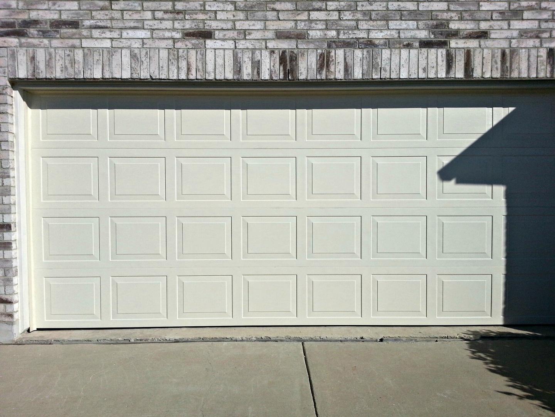 Standard size double garage door -  Size Garage Doors Double Home Oak Wood Flooring Makrillarna Com