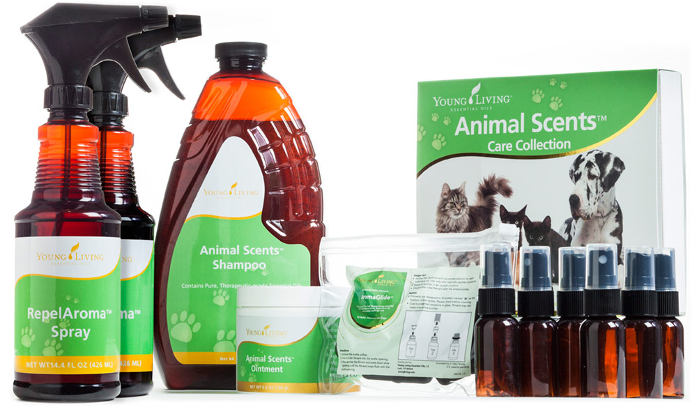 Animal Scents Oil Full Collection