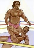 BUTCH REED vs BRICK HOUSE BROWN