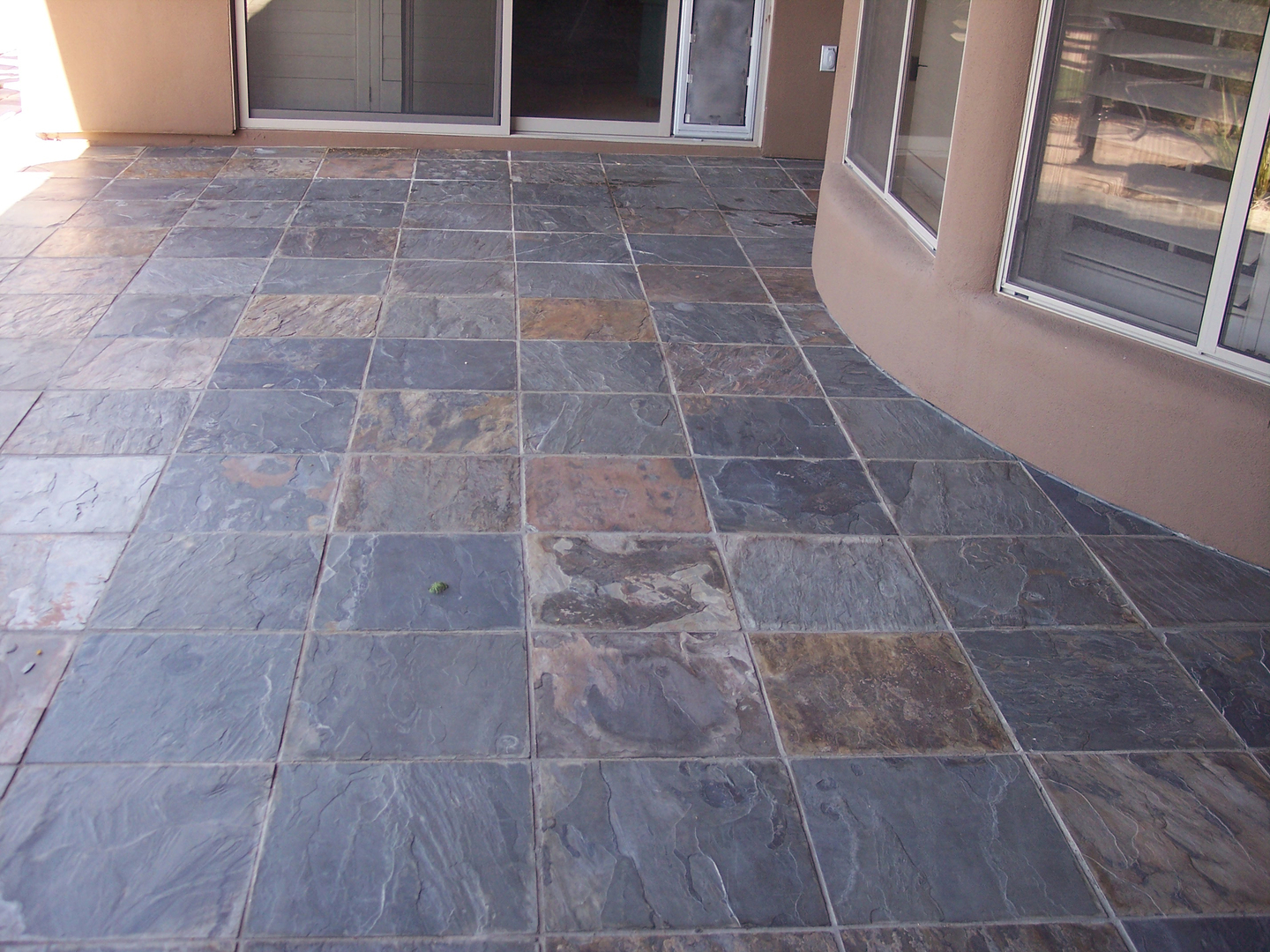 Totally Restored Inc Stone Polishing Tile Floors Mexican Paver