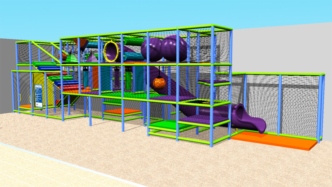 INDOOR PLAY AT KIDZ KORNER - Children\'s Indoor Playground and ...