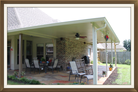 Creative Patio Llc Patio Covers Baton Rouge Remodels