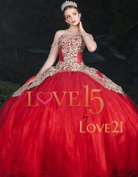 Love Ethereal Quinceanera Dress