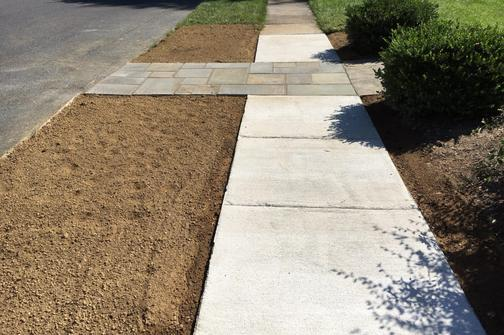 CONCRETE SIDEWALK REPLACEMENT SPRING VALLEY NEVADA